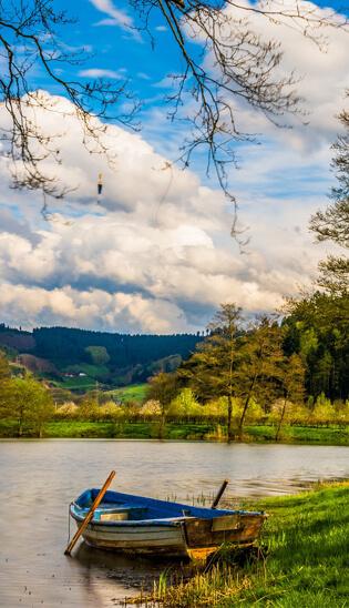 Kultur & Brauchtum in Oberbayern – Fischerstechen