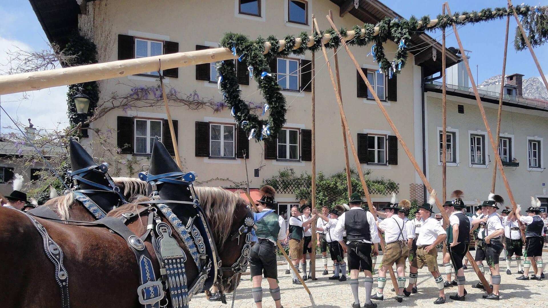 Biohotel Bavaria Urlaub in Garmisch Partenkirchen
