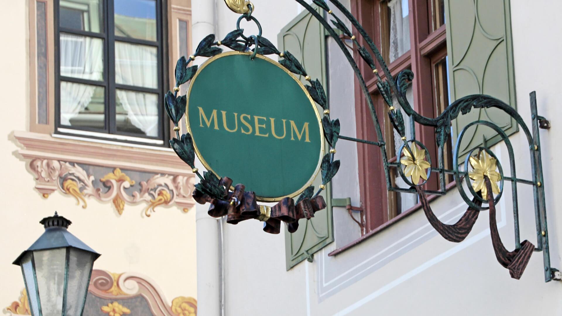 Biohotel Bavaria Brauchtum Museum