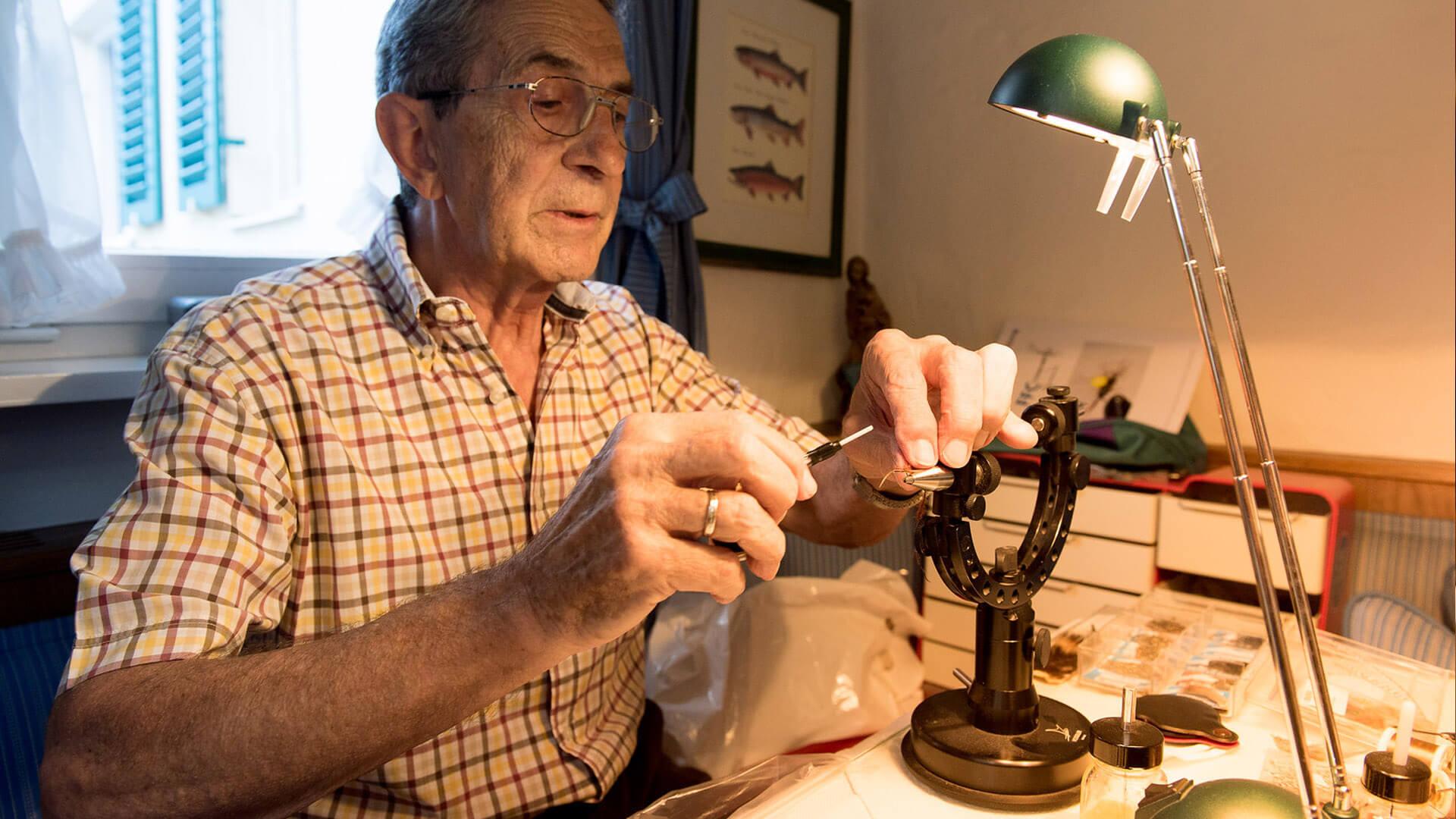 Biohotel Bavaria Fliegenfischen Stüberl
