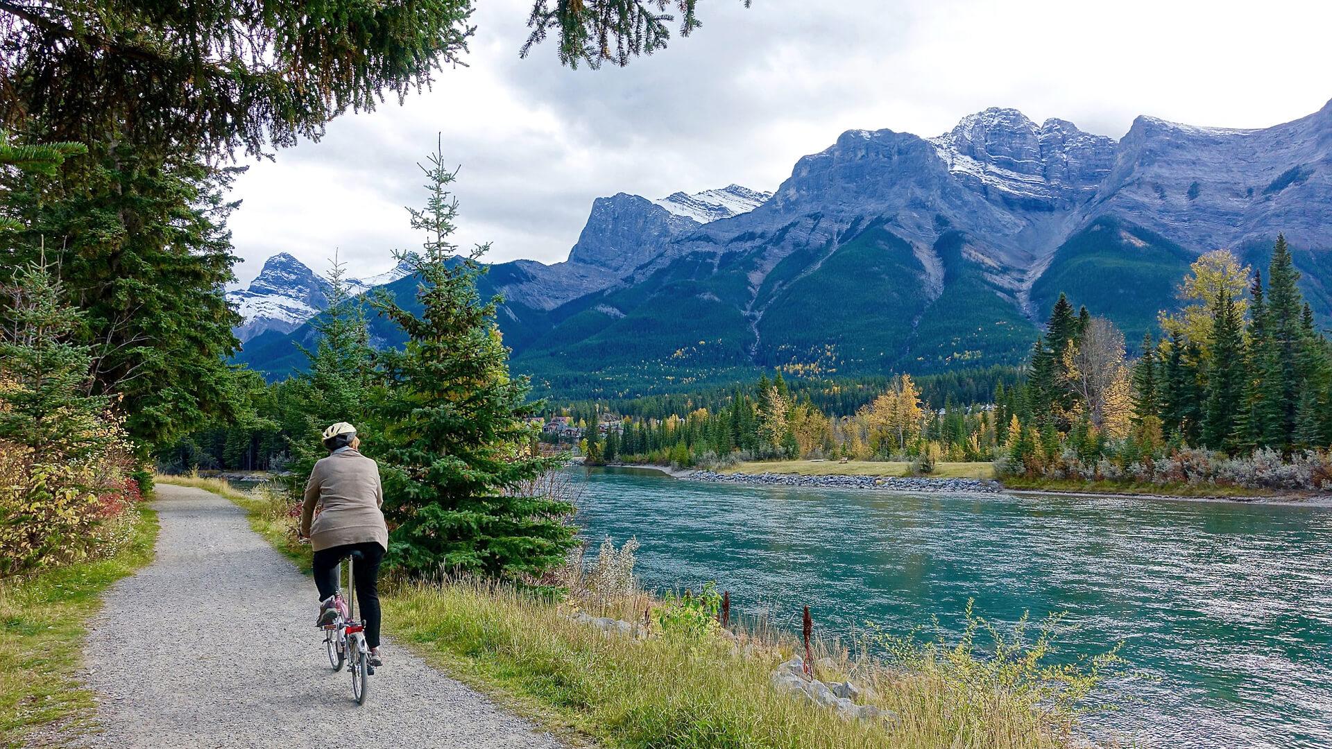 Radfahren in Garmisch-Partenkirchen – Fahrrad fahren in den Bergen