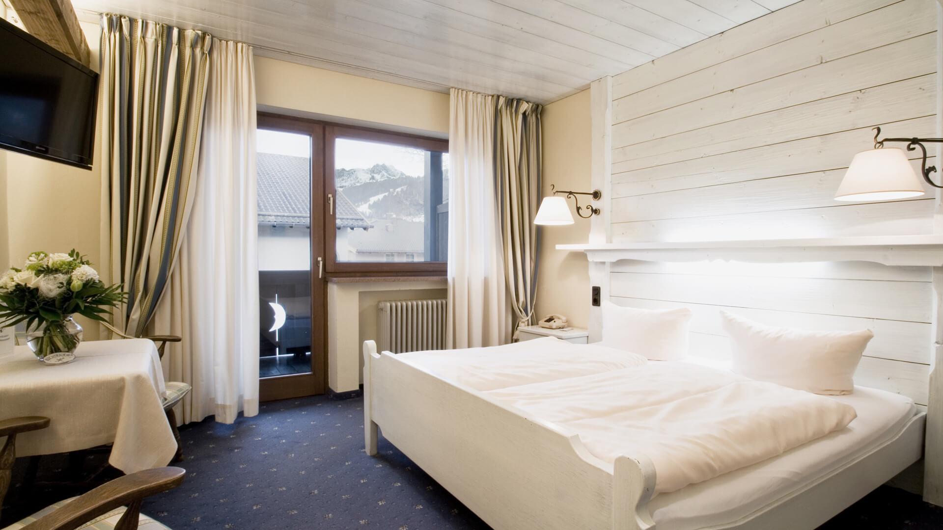 Biohotel Bavaria Garmisch-Partenkirchen – Doppelzimmer