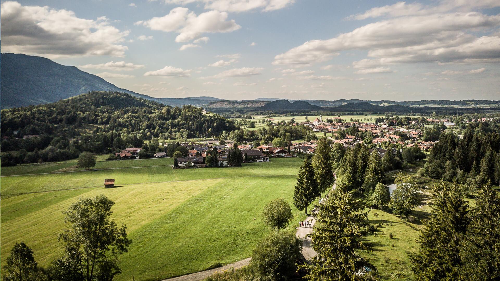 Biohotel Bavaria Urlaub in Garmisch Klettergarten