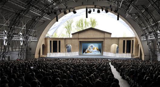 Passionsspiele Oberammergau – Festspielsaal