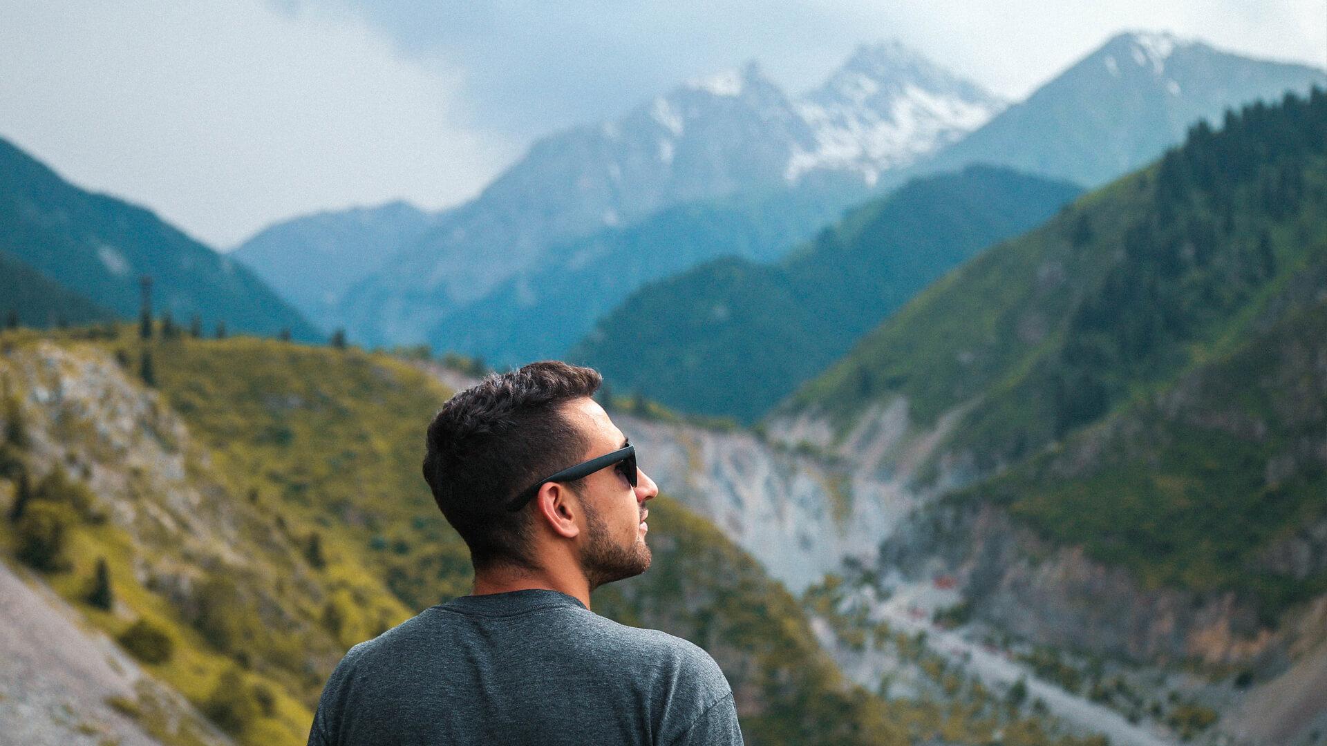 Biohotel Bavaria Wandern in den Bergen